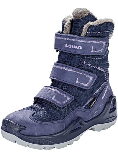 Lowa Milo GTX High - Bottes Enfant - bleu
